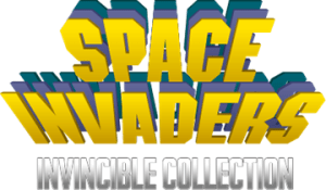 Space Invaders Invincible Collection logo