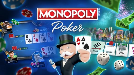 MONOPOLY Poker logo