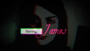 Sorry James logo
