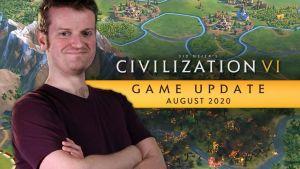 Civilization VI Community Update – August 2020