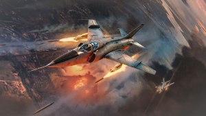 War Thunder Plane