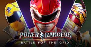 Power Ranger: Battle for the Grid