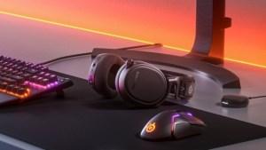 Steelseries Arctis 9 Dual Wireless headset