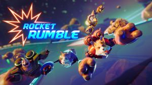 Rocket Rumble logo