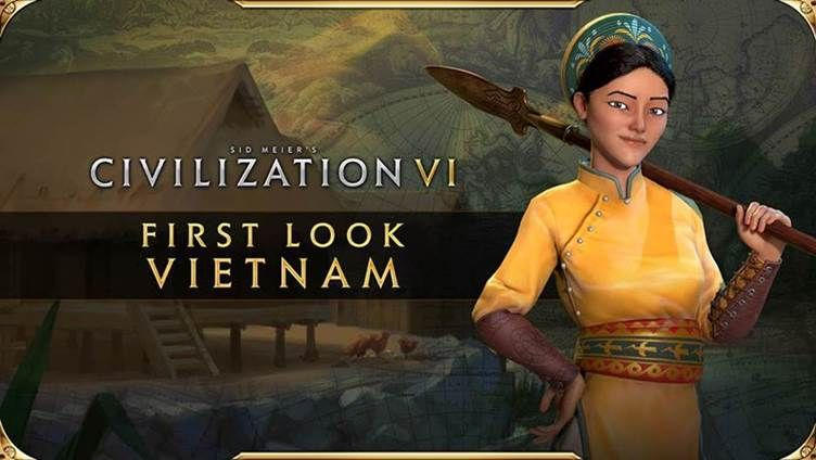First Look at Bà Triệu of Vietnam