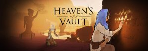 Heavens vault logo