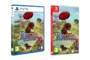 Yonder PS4 and Switch Physical Cases