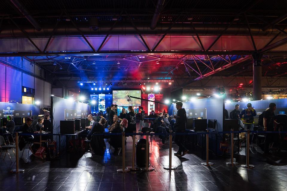 Esports Gaming Hall