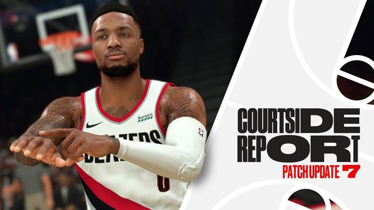 NBA 2K21 Courtside Report #7 logo