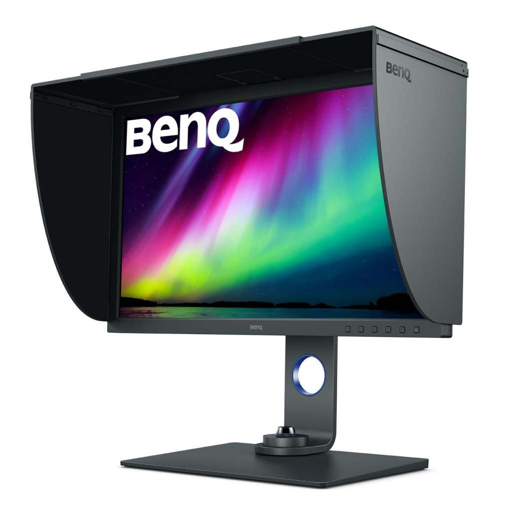 BenQ PhotoVue SW271C monitor