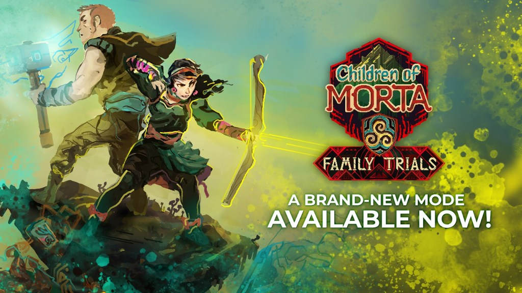 Children of Morta Family Trials logo