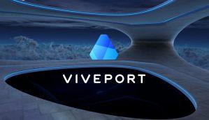 HTC Viveport logo