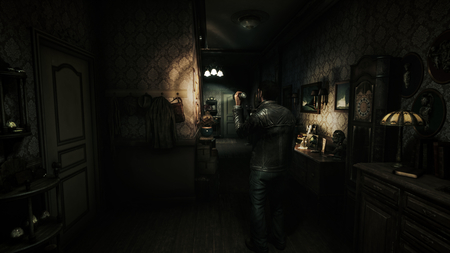 Song of Horror gameplay footage