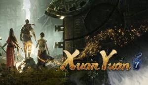 Xuan Yuan Sword 7 logo