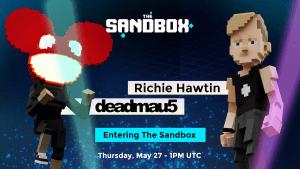 The Sandbox to feature Richie Hawtin and deadmau5 artwork