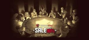 Versus Evil Publisher Sale