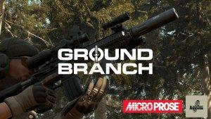Ground Branch logo