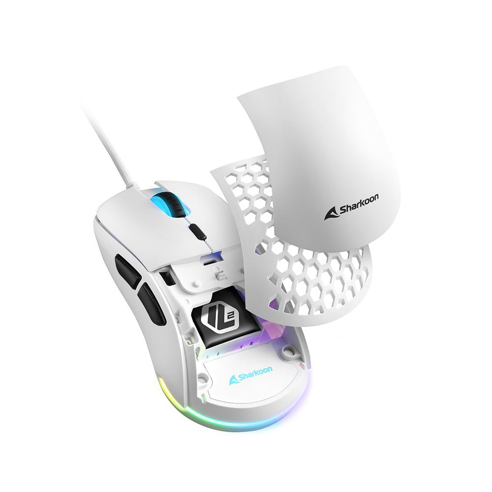 Sharkoon Light² 180 in white