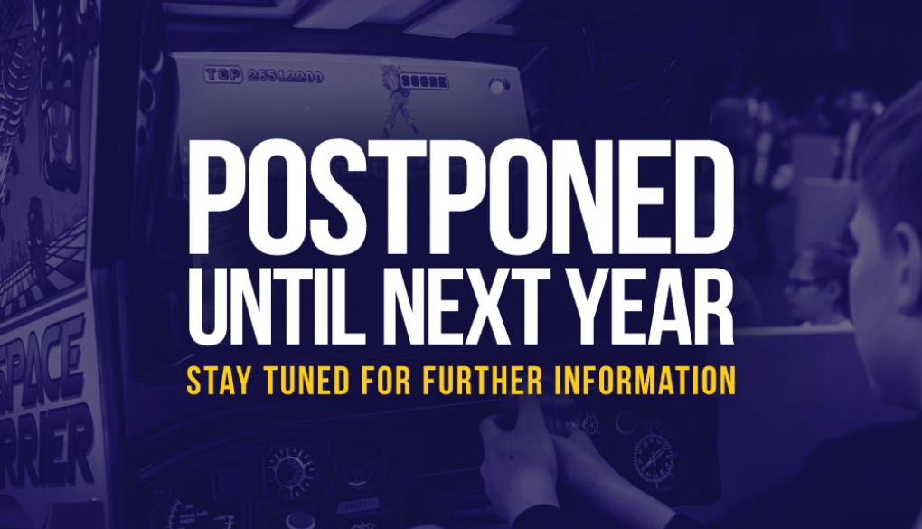 PLAY Expo Manchester 2021 has been postponed image