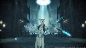 Final Fantasy XIV: Endwalker artwork