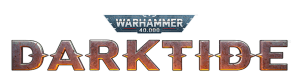 Warhammer 40,000 Darktide logo