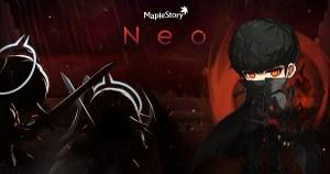 MapleStory Neo logo