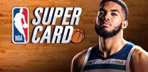 NBA SuperCard logo