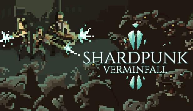 Shardpunk: Verminfall logo