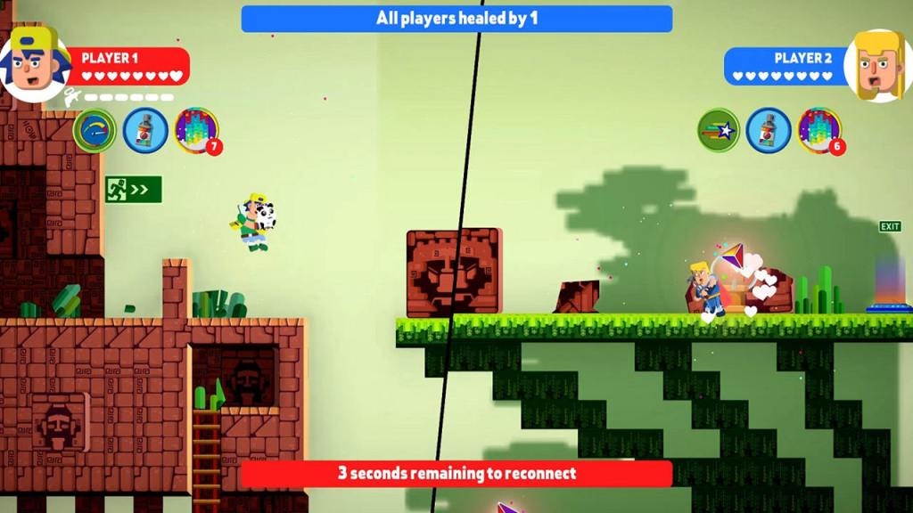 Together screenshot splitscreen