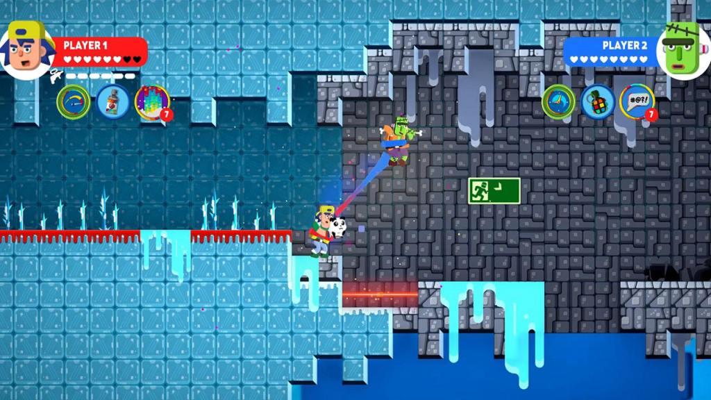 Together screenshot of co-op gameplay