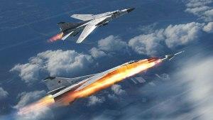 War Thunder planes roaring through the skies
