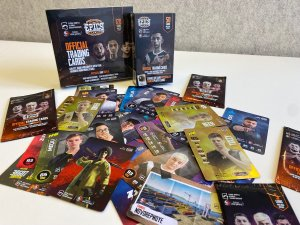 Esports Trading Cards