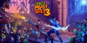 Orcs Must Die 3 logo