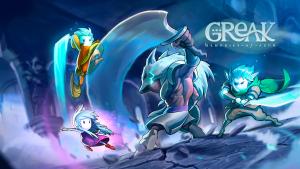 Greak: Memories of Azur cover art