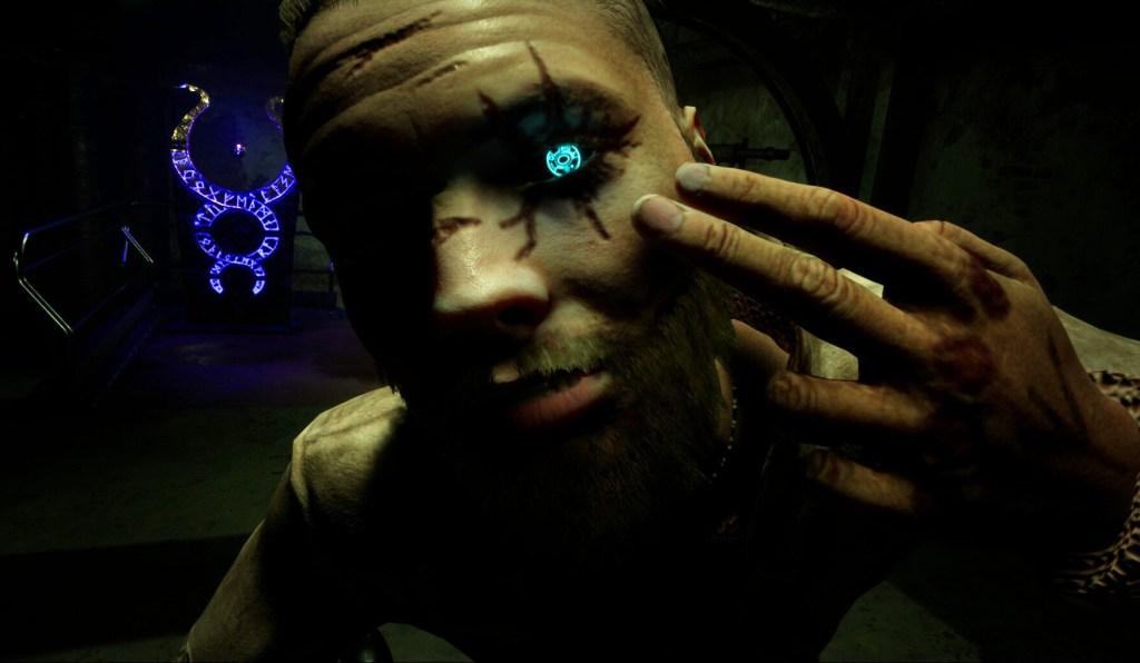 Apsulov, cybernetic implants.