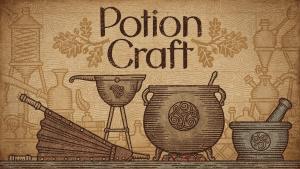 Potion Craft logo