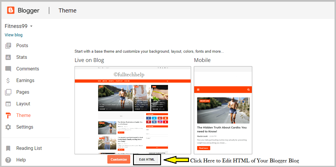 Blogger Contact Form : How to add it to your Blog?