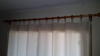 ring-tab-drapes-on-wood-pole-kit