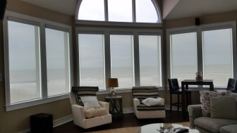 Solar Screen Shades Oceanfront