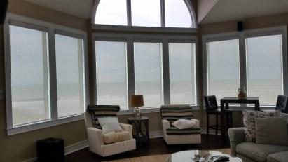 Solar Screen Shades Oceanfront