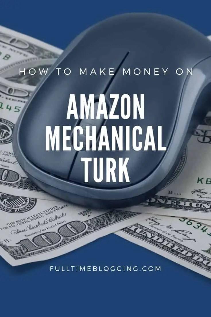 can you really make money on amazon mechanical turk