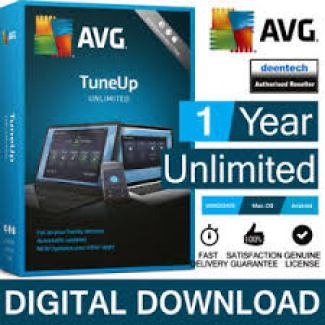 AVG PC TuneUp 2019 19.1.840 Crack With License Key Free Download