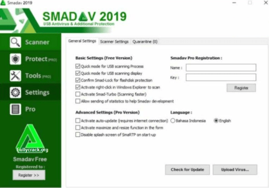 smadav 2019 serial key 12.6