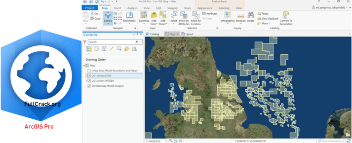 ArcGIS Pro Crack Free Torrent