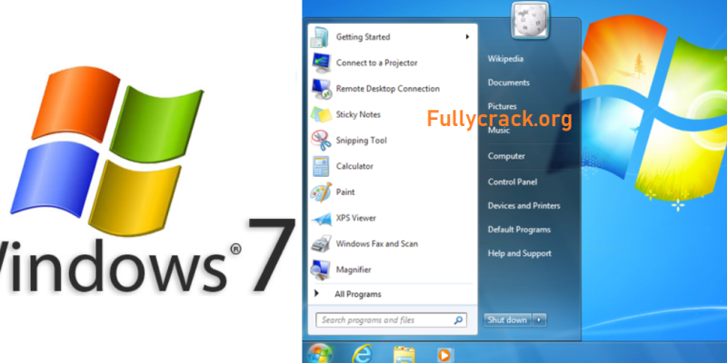 Windows 7 Free Download