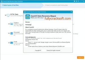 EaseUS Data Recovery Wizard 14.2.0 Crack + License Key Free [2021]