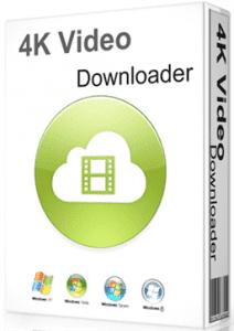 4K Video Downloader 4.16.0 Crack + Keygen (2021) Free Download