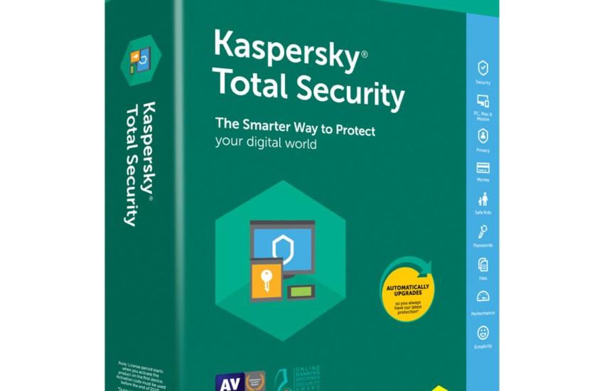 Kaspersky Total Security 2021 Crack + Key/Code [Offlineline Installer]