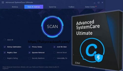 Advanced SystemCare 14 Ultimate v14.1.0.129 Crack Full Version