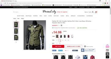 dresslily-shirt